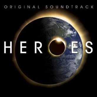 Music of Heroes - Image: Heroes Original Soundtrack