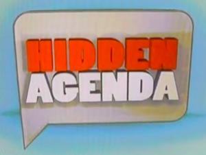Hidden Agenda (game show) - Image: Hidden Agenda GSN logo