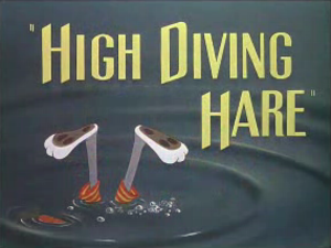High Diving Hare - Image: High Diving Hare