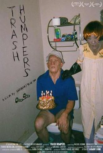 Trash Humpers - Poster
