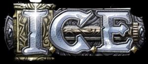 Iron Crown Enterprises - ICE's logo since relaunch