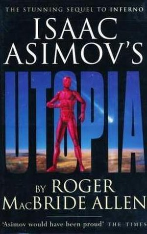Isaac Asimov's Utopia - First US edition