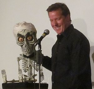 Jeff Dunham - Dunham performing in 2014