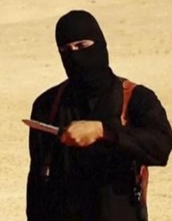 Jihadi John British terrorist and murderer