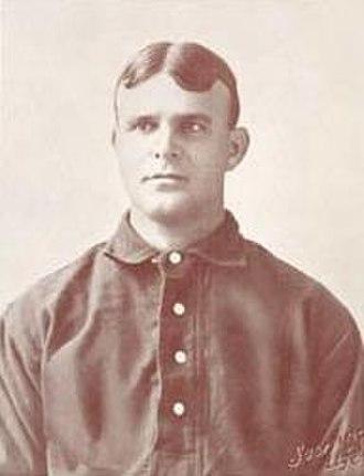Jimmy Williams (second baseman) - Image: Jimmy Williams 1902