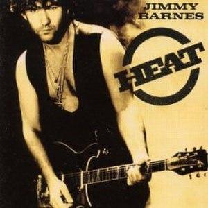Heat (Jimmy Barnes album) - Image: Jimmybarnesheat