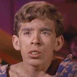 John Megna - in the Star Trek episode Miri (1966)