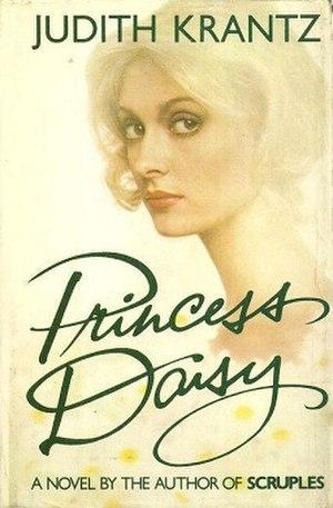 Princess Daisy (novel) - Image: Judith Krantz Princess Daisy
