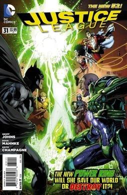 Justice League 31 (vol. 2)