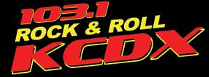 KCDX - Image: KCDX logo