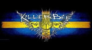 Killer Bee (band) - Image: Killerbeebandlogo