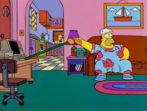 King-Size Homer - Image: King Size Homer