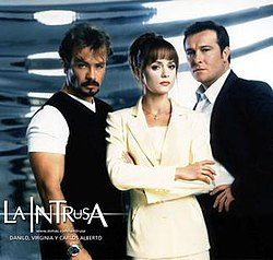 La Intrusa 2001 Tv Series Wikipedia