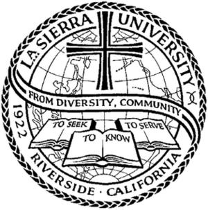 La Sierra University - Seal of La Sierra University