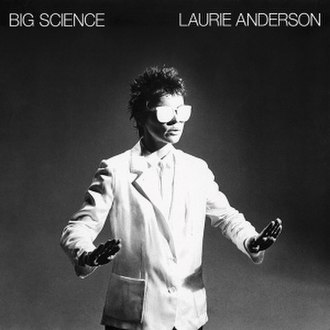 Big Science (Laurie Anderson album) - Image: Laurie Anderson Big Science