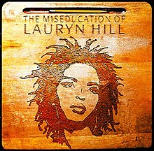 Image result for lauryn hill miseducation of lauryn hill