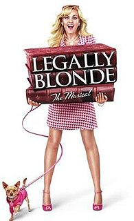 <i>Legally Blonde</i> (musical) musical