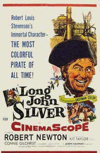 Long John Silver (film) - Original film poster