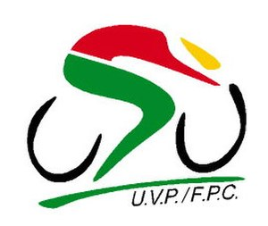 Portuguese Cycling Federation - UVP-FPC logo