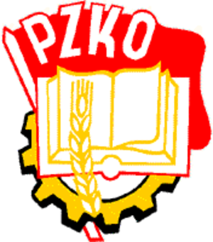 Polish Cultural and Educational Union - Image: Logo pzko