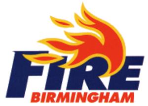Birmingham Fire - Image: Logosmallfire