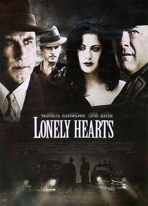 Lonely Hearts (2006 film) - Image: Lonely Hearts 2006Movie Poster