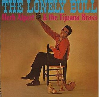 The Lonely Bull (album) - Image: Lonelybull