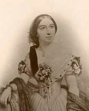 Lurline (opera) - Louisa Pyne, the first Lurline