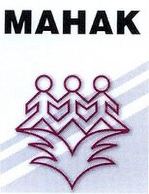 Mahak - Mahak Logo