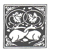 Logo of the Medieval Chronicle Society