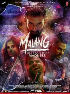 <i>Malang</i> (film) 2020 Indian Hindi film by Mohit Suri