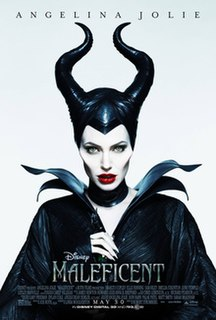 <i>Maleficent</i> (film) 2014 live-action fantasy adventure film produced by Walt Disney Pictures
