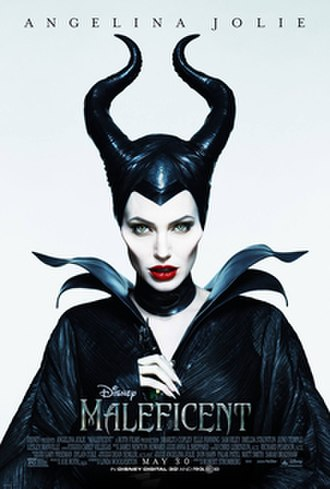 Maleficent (film) - Image: Maleficent poster