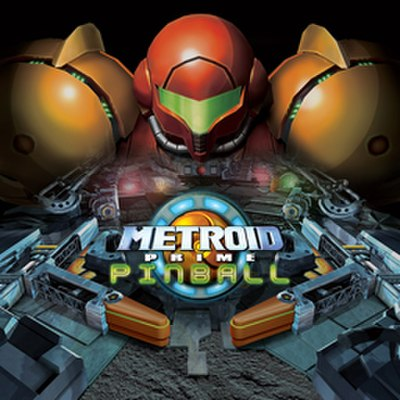 Picture of a game: Metroid Prime Pinball