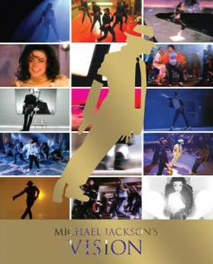 Michael Jackson's Vision - Image: Michael Jackson's Vision (DVD cover)