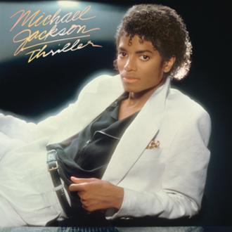 Thriller (Michael Jackson album) - Image: Michael Jackson Thriller