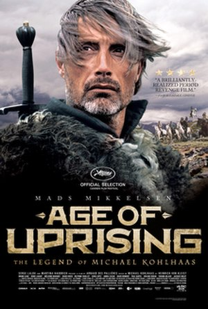 Age of Uprising: The Legend of Michael Kohlhaas - Film poster