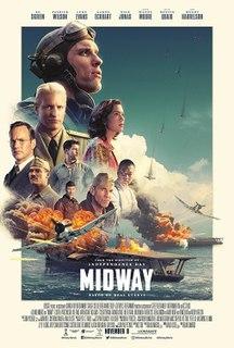 <i>Midway</i> (2019 film) 2019 film by Roland Emmerich