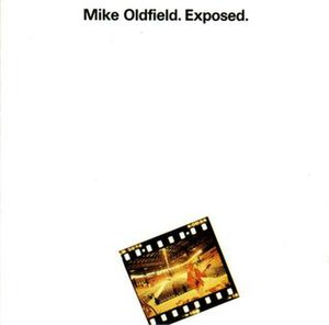 Exposed (Mike Oldfield album) - Image: Mike Oldfield Exposed live album cover