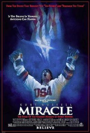 Miracle (2004 film) - Theatrical release poster