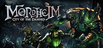 Mordheim: City of the Damned - Image: Mordheim Cot D art