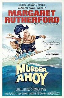 <i>Murder Ahoy!</i> 1964 film by George Pollock