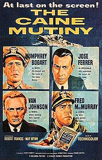 The Caine Mutiny affiche