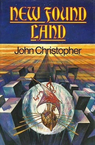 New Found Land (novel) - First edition