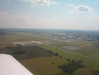 New Century AirCenter Airport in Kansas, United States of America