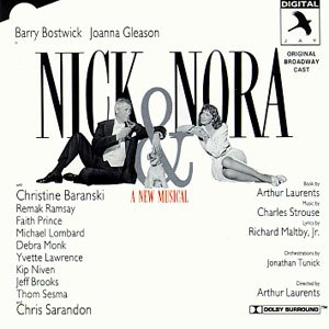 Nick & Nora - Original cast recording