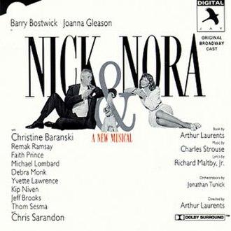 Nick & Nora - Original cast recording