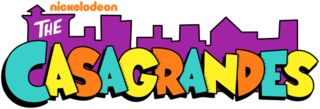 <i>The Casagrandes</i> American animated television series