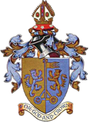 Northallerton Town F.C. - Image: Northallerton Town F.C. logo