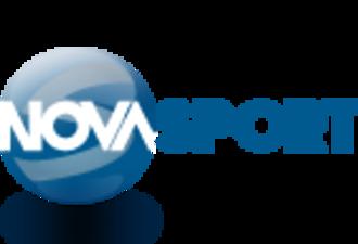 Nova Sport (Bulgaria) - Image: Nova sport logo